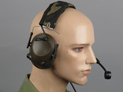Обзор Element Sound-Trap Headset (Military Version)