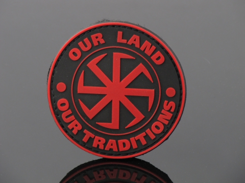 Обзор M-TAC нашивка Our Land - Our Tradititions