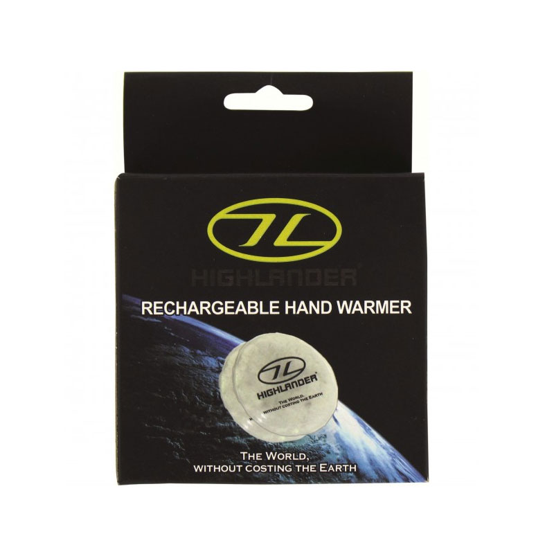 Highlander Rechargeable Hand Warmer