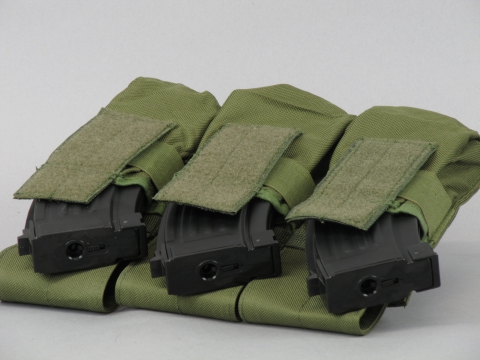 Обзор CA M4/M16 Single Magazine Pouch x3
