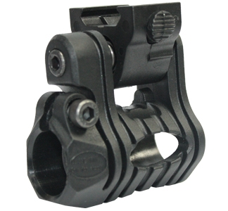 "CA крипіж Laser/Flashlight QD Mount for Pistols (0.98""-1.0"")"