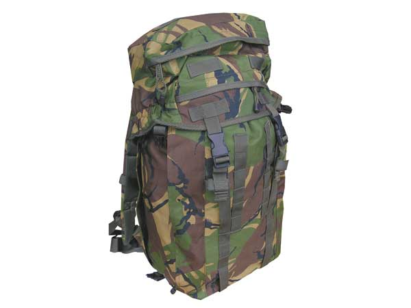 Web-tex рюкзак tactical assault pack 50L DPM