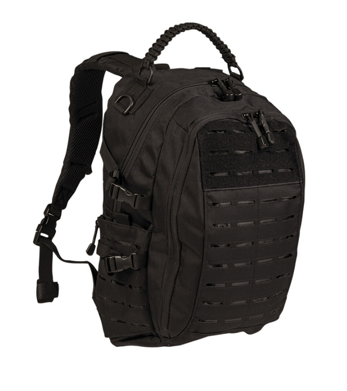 Милтек рюкзак Mission Pack Laser Cut Small Black