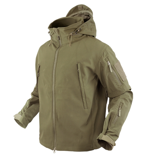 Condor куртка Summit Soft Shell Jacket Tan
