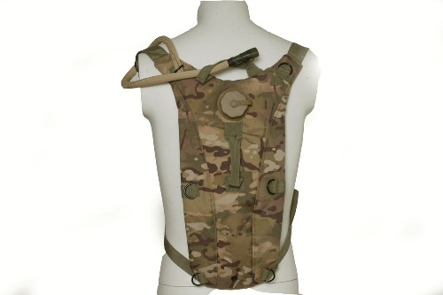 Royal Tiger Pack with Hydration System Multicam