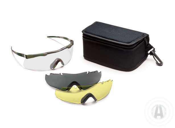 Smith Optics окуляри Aegis Echo Multicam Frame Clear/Gray/Yellow Lens