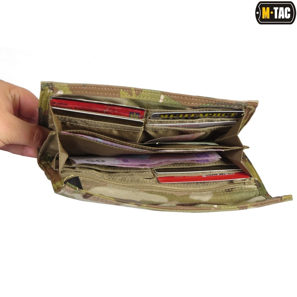 M-Tac гаманець Tactical Wallet MC