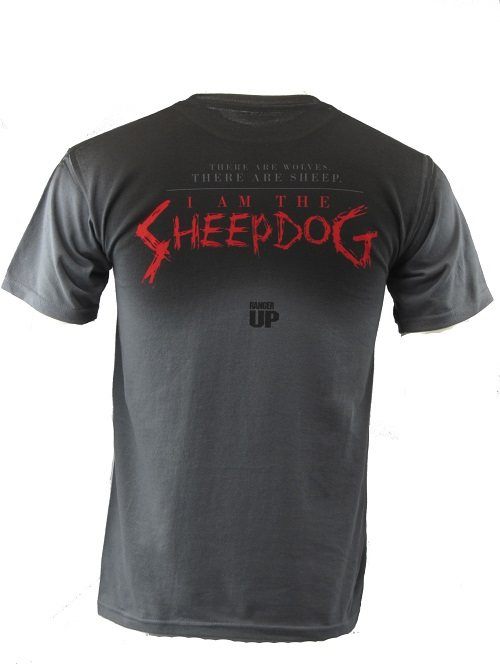 Обзор Ranger Up футболка I Am The Sheepdog