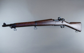 China made M1903 Springfield CO2 Rifle (wood ver.)