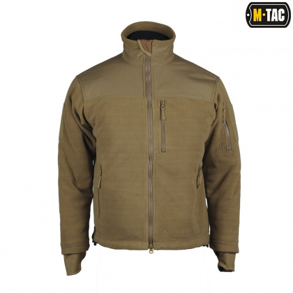 M-Tac куртка Alpha Microfleece Jacket Khaki