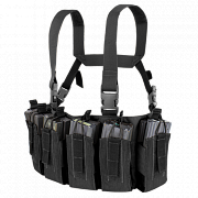 Condor Barrage Chest Rig BK