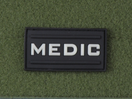 JTG Medic Patch Ghost GID