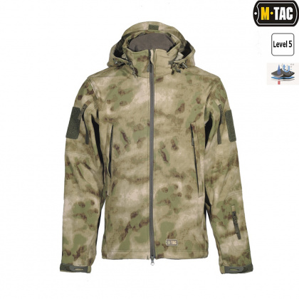 M-Tac куртка Soft Shell Urban Legion A-TACS FG