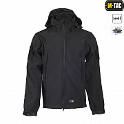 M-Tac куртка Soft Shell Urban Legion Black