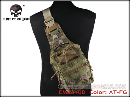 Emerson Tactical Outdoor Rambler Chestbag A-TACS FG