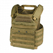 Flyye FAPC Gen.2 with Additional Mobile Plate Carrier Khaki