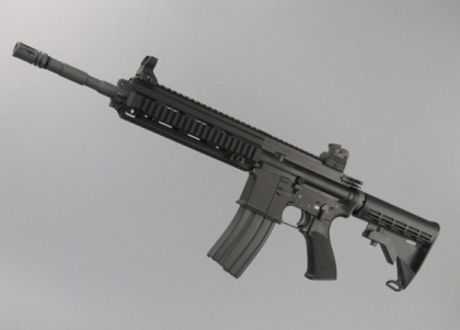 WE HK416 CO2 Open Bolt