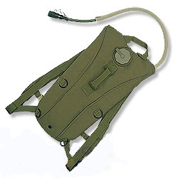 KA 3L HYDRATION PACK TAN