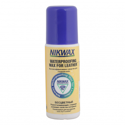Nikwax Waterproofing Wax for Leather Neutral 125ml