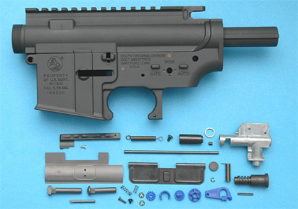 G&P SPR Metal Body