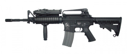 CA M15A4 R.I.S. (with AN/PEQ-2 Battery Case & Forvard Grip)