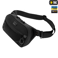 M-Tac сумка Pistol Waist Bag Elite Black