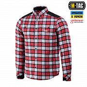 M-Tac рубашка Redneck Cotton Shirt Red