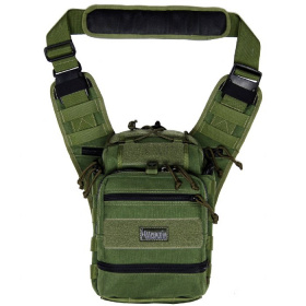 Maxpedition сумка Colossus Versipack Green