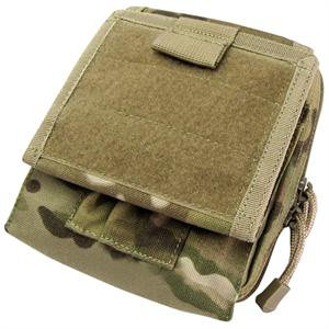 Multicam Molle Map Pouch