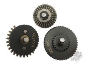 ZC Leopard 100:300 Machining Gear Set (4mm shaft)