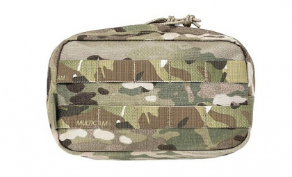 WAS Medium Horizontal Pouch Multicam