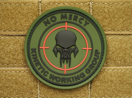 JTG No Mercy - Kinetic Working Group Patch Forest
