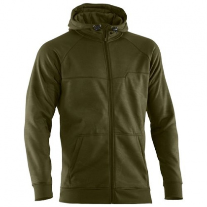 Under Armour куртка Fleece Storm Embossed Dark Green
