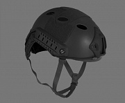 Element FAST Helmet PJ Type Black