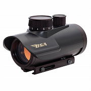 China made BSA 1x30 Red/Green/Blue Dot Scope