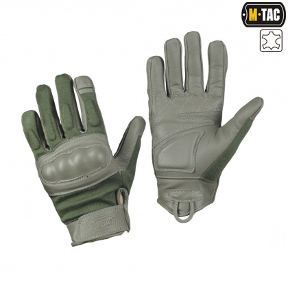 M-Tac перчатки Nomex Assault Tactical Mk.7 Olive