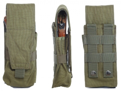 Combat Gear AK Mag Pouch (OD)