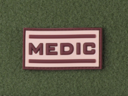 JTG Medic Patch Desert