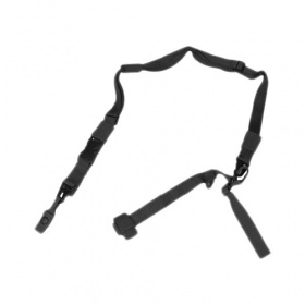 Flyye Tactical Three Point Sling Black