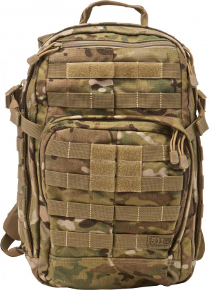 5.11 рюкзак RUSH 12 Backpack Multicam