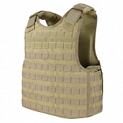 Condor Defender Plate Carrier Tan