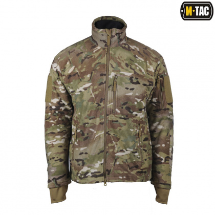 M-Tac куртка Alpha Microfleece Jacket Multicam