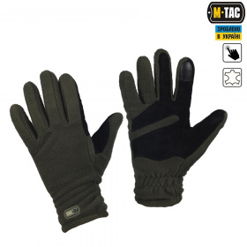M-Tac перчатки Winter Tactical OD