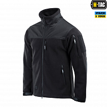 M-Tac куртка Alpha Microfleece Gen.II Black