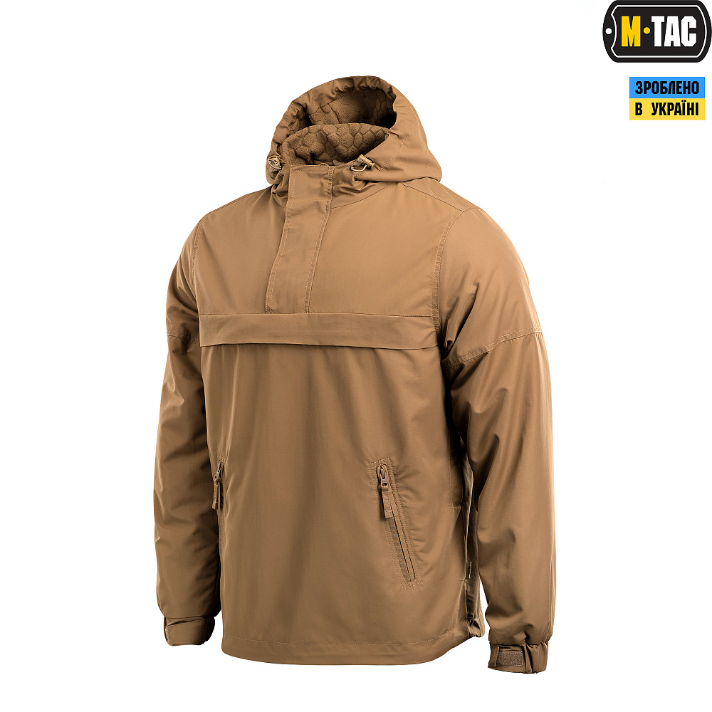 M-Tac анорак Piligrim Coyote Brown