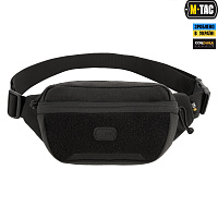 M-Tac сумка Tactical Waist Bag Gen.II Elite Black