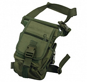 CA Tactical Thigh Pouch OD Green