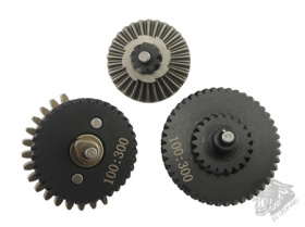 ZC Leopard 100:300 Machining Gear Set (3mm shaft)