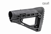 CAA Skeleton Style Collapsible Stock Black
