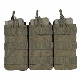 Condor Triple Open-Top M4 Mag Pouch OD